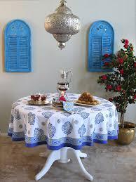 Moroccan Bed Linen - moroccan bedding quatrefoil bedding and table linen moroccan