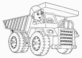 handy manny truck coloring handy manny truck