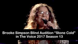 The Voice Blind Auditions 3 Blind Audition Archives The Voice 2017 Season 13