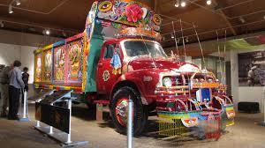 how pakistani truck art is similar to japanese dekotora