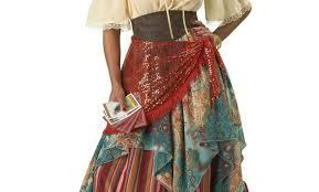 Gypsy Halloween Costumes International Costumes U2013 Genie Gypsy Halloween Costume