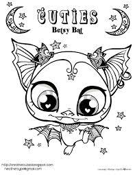 littlest pet shop fun stuff az coloring pages fun stuff color