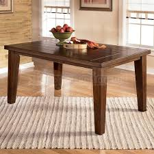 dining room ashley furniture larchmont dining room table d442 25