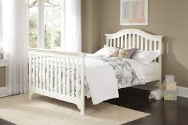 Mattress For Convertible Crib Creations Mesa Convertible Crib In White