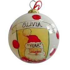 soccer ornaments to personalize personalized christmas ornaments by orinda s originals inc