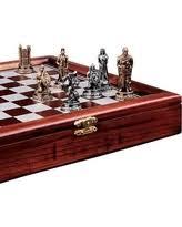 decorative chess set chess sets decorative instruments games bhg com shop