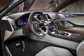 bmw concept the bmw concept 8 series unadulterated dynamics and modern luxury