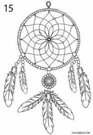 8 best dreamcatcher images on how to draw