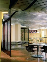 paraline linear metal ceiling system