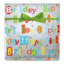 wrapping paper on sale birthday wrapping paper sale current catalog