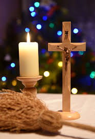 free images symbol cross candle lighting