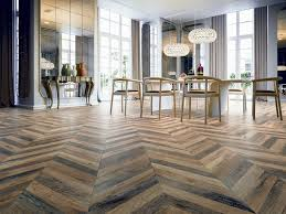Tile For Kitchen Floor by Chevron Tile Herringbone Wood Look Tile Floor