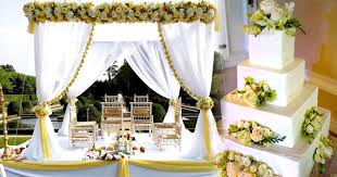 wedding party planner white quill integrated