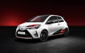 cars toyota 2017 toyota yaris gazoo hatch 210bhp punch confirmed by car magazine