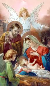 holy family cards