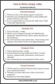 ideas of how to write a query letter via email also cover letter