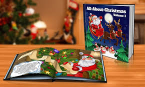 personalized christmas personalized children s christmas storybooks groupon