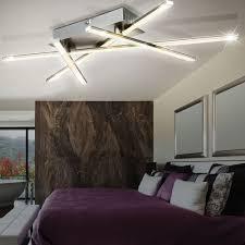 Wohnzimmerlampe Batterie Design Led 20 Watt Deckenleuchte Wohnzimmerleuchte Stäbe