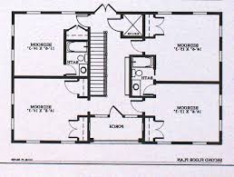 plan concrete home design bedroom expansive 2 apartments floor plan concrete