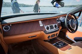 rolls royce interior rolls royce dawn debuts in sydney the versatile gent