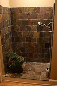 shower ideas for bathroom best 25 slate shower ideas on slate shower tile