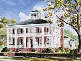 plantation home blueprints plantation style house plans plantation style house plans plan 47
