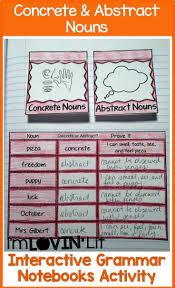 Nouns Worksheet Best 25 Abstract Nouns Ideas Only On Pinterest Grammar
