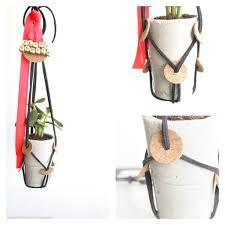 Diy Hanging Planter by Diy Hanging Planters Plant Hangers And Diy Hanging Planter