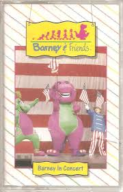 Barney And The Backyard Gang I Love You Barney In Concert Wiki Fandom Powered By Wikia