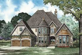 Stone Farmhouse Plans by Plan 59950nd Elegant European House Plan With Two Story Turret