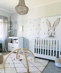 décoration chambre bébé garçon déco chambre bébé fille et garçon en style scandinave pour un