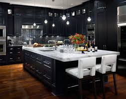 kitchen remodel ideas with black cabinets craft room beadboard gym