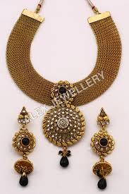antique necklace set images Antique necklace set antique necklace set exporter manufacturer jpg