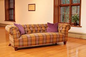 Tartan Chesterfield Sofa Chesterfield Leather Sofas Classic Period Furniture By Rooms