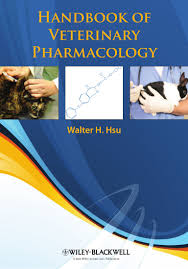 handbook of veterinary pharmacology