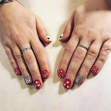 makeup hair nails by katie basingstoke nail 18 best jessica manicures images on pinterest manicures nail