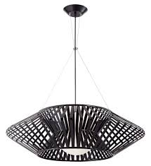 Black Hanging Light Fixture Possini Planet Chrome And Black Pendant Chandelier Ls