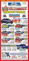 newspaper car ads see our weekly specials at bob bell chevrolet bel air md