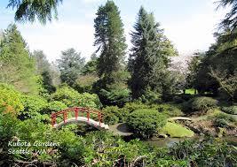 Botanical Gardens Seattle A Spoonful Of Thyme Kubota Gardens Seattle Wa