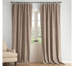 Pottery Barn Curtains Fresh Taupe Color Curtains And Velvet Drape Pottery Barn Scalisi