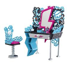 monster high toys frankie u0027s vanity playset at toystop