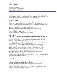 career objective for resume samples resume examples medical