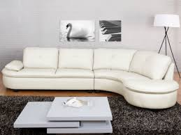 sofa weiãÿ gã nstig ecksofa rundecke leder blaise sofas sessel für die wohnung