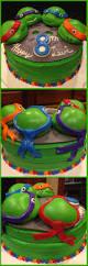 best 25 turtle birthday cakes ideas on pinterest ninja turtle