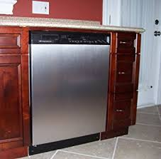 Dishwasher Enclosure Amazon Com Appliance Art Instant Stainless Large Magnet