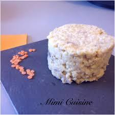 cuisine lentille risotto de quinoa lentille corail chignons cookeo