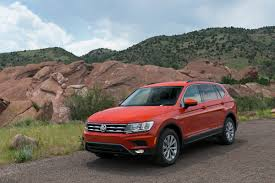 custom volkswagen tiguan first drive 2018 volkswagen tiguan review