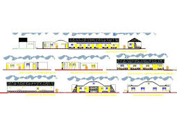 hostel lodge star hotel 2d dwg plan for autocad u2022 designscad