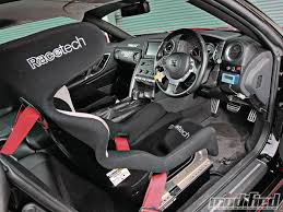 gtr nissan interior 2010 nissan gt r king of the hill modified magazine