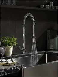 kitchen faucet with sprayer luxury industrial kitchen faucet